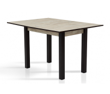 Стол Микс Мебель Скай 90х60х76 см венге/дуб клондайк