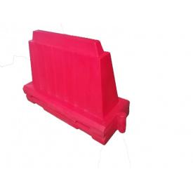 Вкладывающийся дорожный блок красный 1.2 (м)
