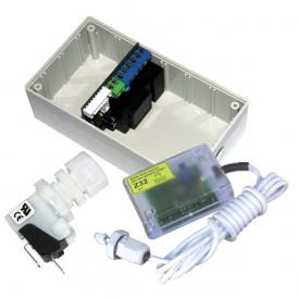 Контролер захисту двигуна від сухого пуску 1,6 кВт корпус + свіч