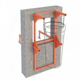Рама-кронштейн вертикальная Конструктор
