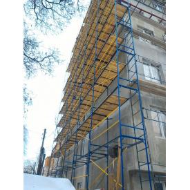 Риштування рамні будівельні комплектація 12 x 15 м