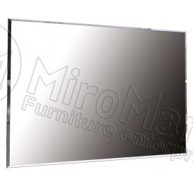 Зеркало Богема 90 белый глянец Миро-Марк