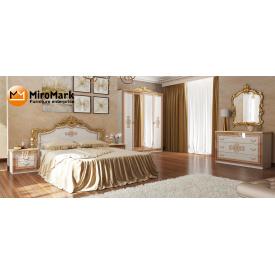 Спальня Дженифер 4Д радика беж Миро-Марк
