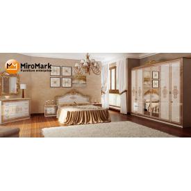 Спальня Дженіфер 6Д радика беж Миро-Марк