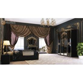 Спальня Єва 4Д чорний глянець Миро-Марк