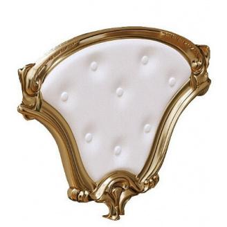 Мягкая вставка к кровати 180 Ева (комплект 2шт.) белый глянец Миро-Марк