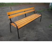 Скамейка металлическая ИГ ЛП2 садово-парковая 1800 мм (18.04.02)