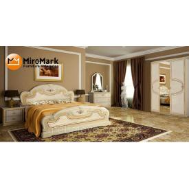 Спальня Мартіна 3Д радика беж Миро-Марк