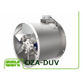 Вентилятор осевой дымоудаление OZA-DUV