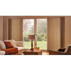 Вертикальные шторы жалюзи ламель 89 мм