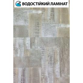 Водостойкий ламинат SPC Verband Cement 0042