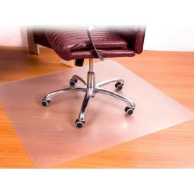 Защитный напольный коврик под кресло 1 мм 1250*2000мм прозрачный