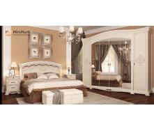 Спальня Роселла 6Д радика Беж Миро-Марк