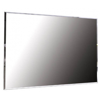 Зеркало Флоренция 90х60 дуб Сан Марино + белый глянец Миро-Марк