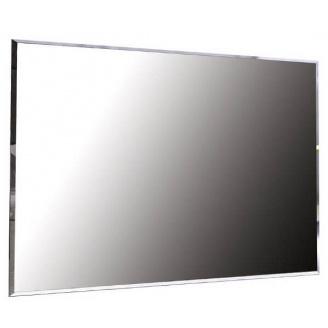 Зеркало Флоренция 100х80 дуб Сан Марино + белый глянец Миро-Марк