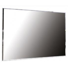 Зеркало Ники 100х80 дуб крафт + белый глянец Миро-Марк