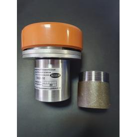 Клапан підпружинений СМДК 50 з різьбою
