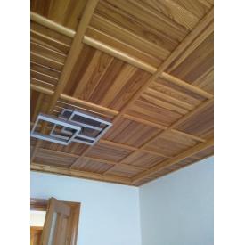 Вагонка деревянная сосна 70х20 мм