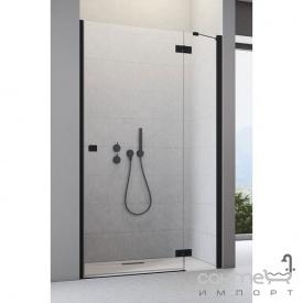 Душові двері в нішу Radaway Essenza New Black DWJ 100 правобічна 385014-54-01R