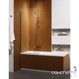Шторка для ванны Radaway Carena PNJ 202101-108L левая (хром/коричневое)