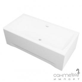 Передня панель для ванни Polimat Apri 140х70 00373 біла