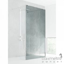 Передня стінка душової кабіни New Trendy New Modus 100 EXK-0040 прозоре