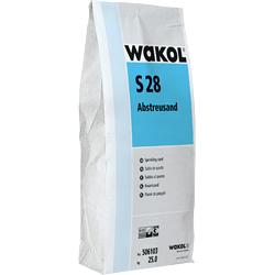 WAKOL S 28 Песок для посыпки (16кг)