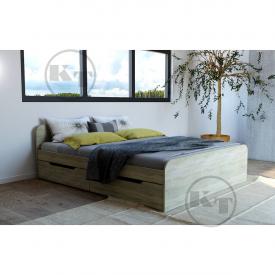 Кровать Виола-140 Компанит 145х67х204 см