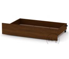 Ящик ліжка Класика Модерн горіх Компаніт