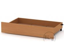 Ящик ліжка Класика Модерн бук Компаніт