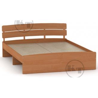 Ліжко Модерн 160 вільха Компаніт