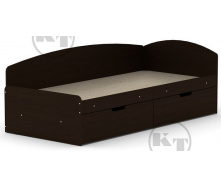 Ліжко -90 + 2С венге Компаніт