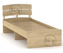 Ліжко Модерн 80 дуб Сонома Компаніт