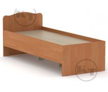 Ліжко -80 вільха Компаніт