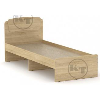 Ліжко Класика 80 дуб Сонома Компаніт