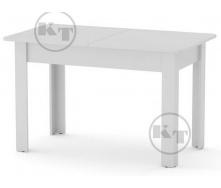 Стіл кухонний розкладний КС-5 німфея альба Компаніт