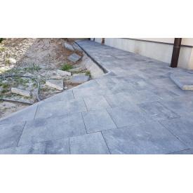 Тротуарная плитка Модерн колормикс 6 см