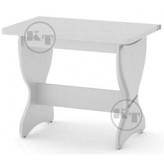 Стіл кухонний розкладний КС-4 німфея альба Компаніт