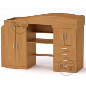 Кровать-чердак Универсал-2 190х70 ольха Компанит
