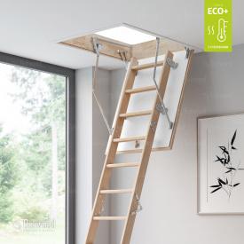 Складні сходи на горище Bukwood ECO+ Mini 90х60 см