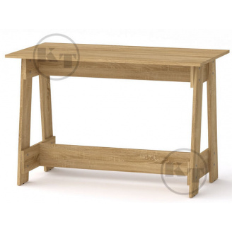 Стіл кухонний КС-10 дуб Сонома Компаніт