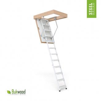 Чердачная лестница Steel Step 110x60