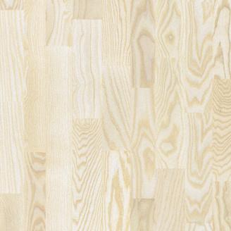 Паркетна дошка ESTA PARKET ясен Elite White 3-смуговий