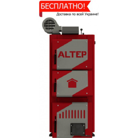 Котел тривалого горіння Altep DUO UNI PLUS 150 кВт