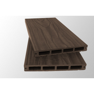 Террасная доска Woodlux Step 3D Vintage 20мм