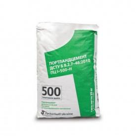 Цемент М500 Д0 Dyckerhoff 25 кг