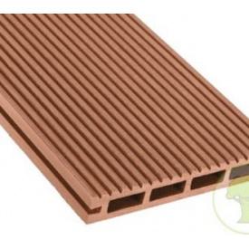 Терасна дошка Polymerwood Privat 140х20х2200 мм мербау