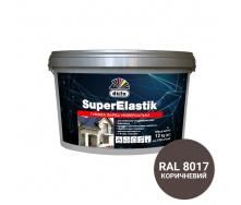 Фарба гумова ДЮФА SuperElastik RAL 8017 Коричневий 3,5 кг