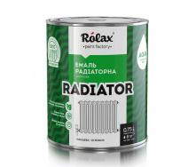 Емаль радіаторна акрилова 0,93кг Ролакс