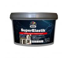 Фарба гумова ДЮФА SuperElastik Білий 3,5 кг